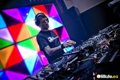 Marco Bailey – Elektronic Force 125 – 03-05-2013