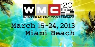 Harry Choo Choo Romero – Live @ Winter Music Conference 2013 WMC (Shelborne Hotel, Miami) – 21-03-2013