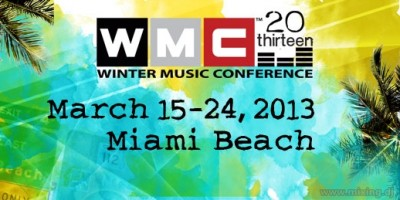 Laura Yones – Live @ Winter Music Conference 2013 WMC (Electric Pickle, Miami) – 20-03-2013