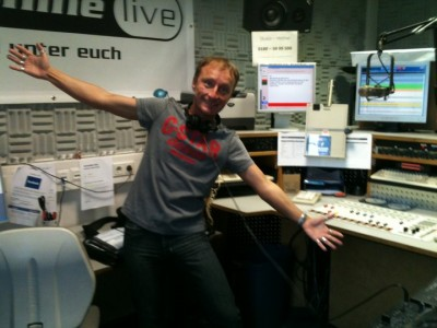 Eric SSL – Live at Welcome to the Club – 14-05-2013