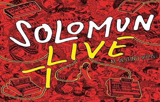 Solomun + with Isolee from Destino Ibiza – Live Stream