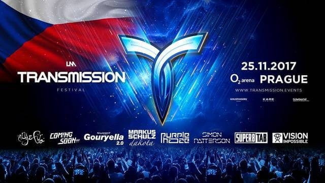 Download Transmission Prague 2017 live sets