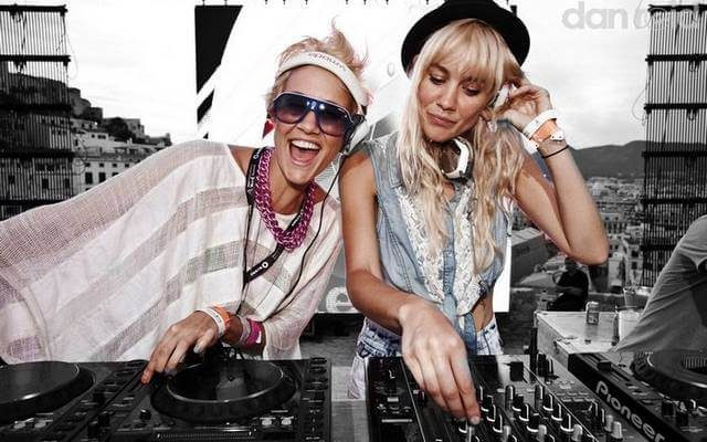 download Nervo dj mixes & live sets